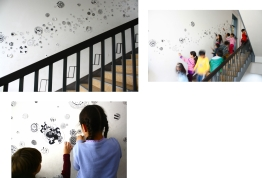 3rd grade public art_working