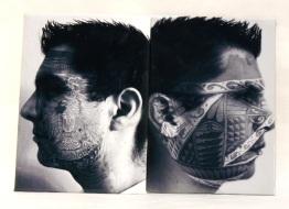 Digital prints on bookboard; 2013